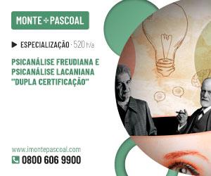"""Publicidade: Psicanálise Freudiana e Psicanálise Lacaniana """"Dupla Certificação"""