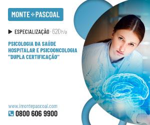 """Publicidade: Psicologia da Saúde Hospitalar e Psicooncologia """"Dupla Certificação"""""""
